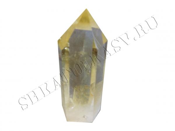 Кристалл цитрина №2
